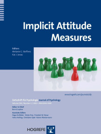 Implicit Attitude Measures